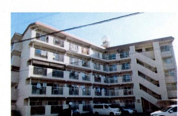 建物の南西面